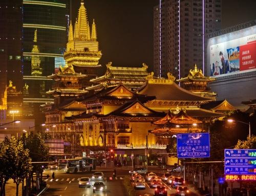Guangzhou'nun tercihi kahverengi ve bej